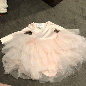 Plum Nyc tulle dress